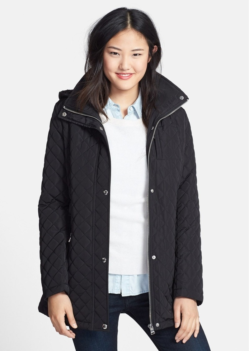 Calvin Klein Calvin Klein Hooded Quilted Jacket | Outerwear - Shop ... : quilted hooded jacket - Adamdwight.com