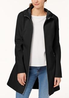 Calvin Klein Hooded Softshell Raincoat