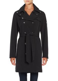 CALVIN KLEIN Hooded Trenchcoat