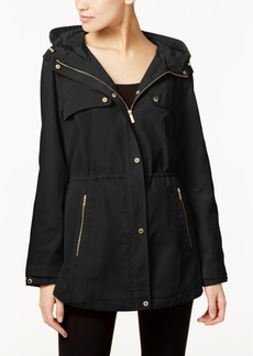 Calvin Klein Hooded Utility Jacket