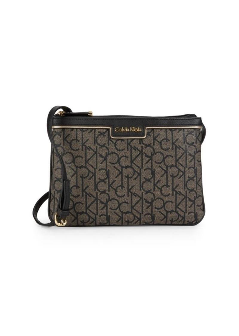 87866535e Calvin Klein Hudson Monogram Crossbody Bag | Handbags