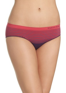 Calvin Klein Illusion Hipster Briefs (3 for $33)