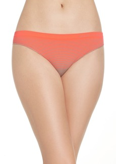 Calvin Klein 'Illusion' Seamless Bikini Briefs