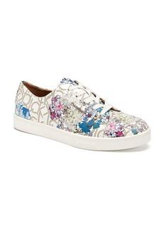"Calvin Klein ""Imilia"" Floral Print Sneakers"