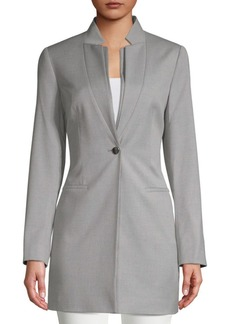 Calvin Klein Inverted Collar Jacket