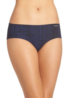 Calvin Klein Invisibles Hipster Briefs (3 for $33)