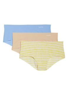 Calvin Klein 'Invisibles' Hipster Briefs (3-Pack)