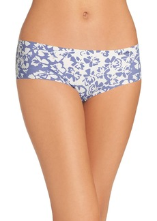 Calvin Klein 'Invisibles' Print Hipster Briefs (3 for $30)