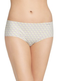 Calvin Klein 'Invisibles' Print Hipster Briefs (3 for $33)