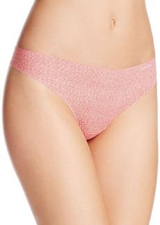 Calvin Klein Invisibles Thong #D3507