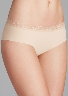 Calvin Klein Invisibles with Lace Hipster #D3518