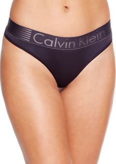 Calvin Klein Iron Strength Thong #QF1520