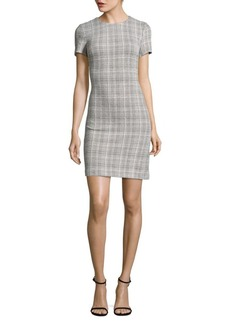 Calvin Klein Jacquard Bodycon Dress