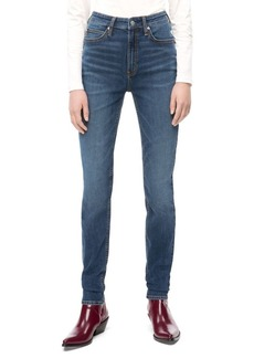 Calvin Klein Jeans 010 High-Rise Skinny Jeans