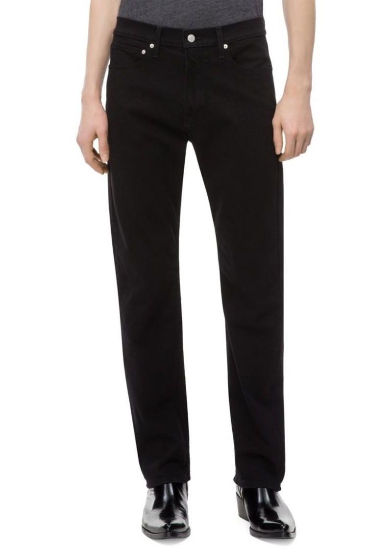 Calvin Klein Jeans CKJ 035 Straight-Fit Jeans