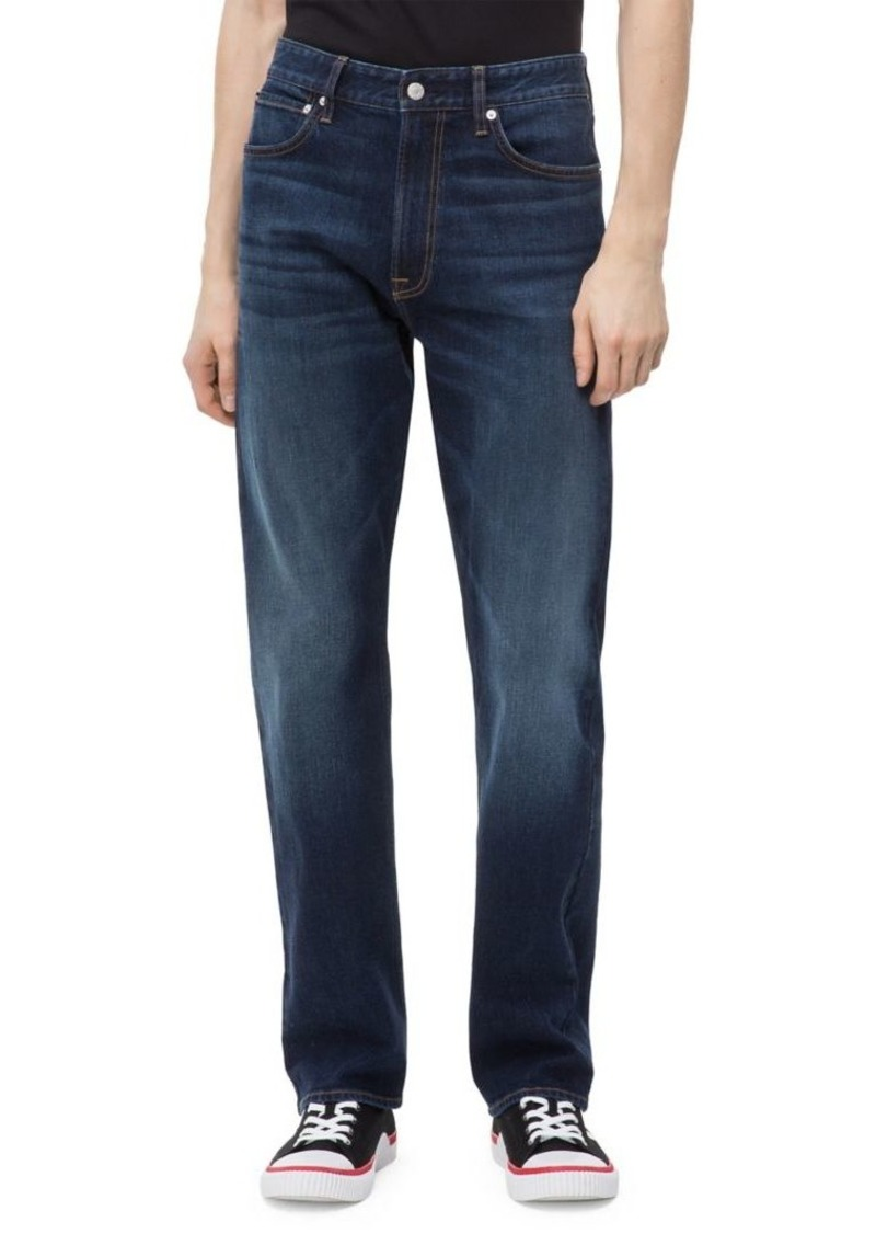 Calvin Klein Jeans 037 Relaxed Straight-Fit Jeans