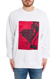 Calvin Klein Jeans American Flag Sweatshirt