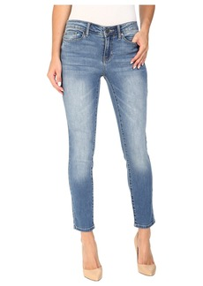 Calvin Klein Jeans Ankle Skinny Jeans in Marshy Rain