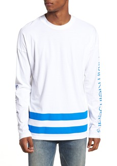Calvin Klein Jeans Athletic Stripe T-Shirt