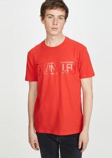 Calvin Klein Jeans Bold Face Tee