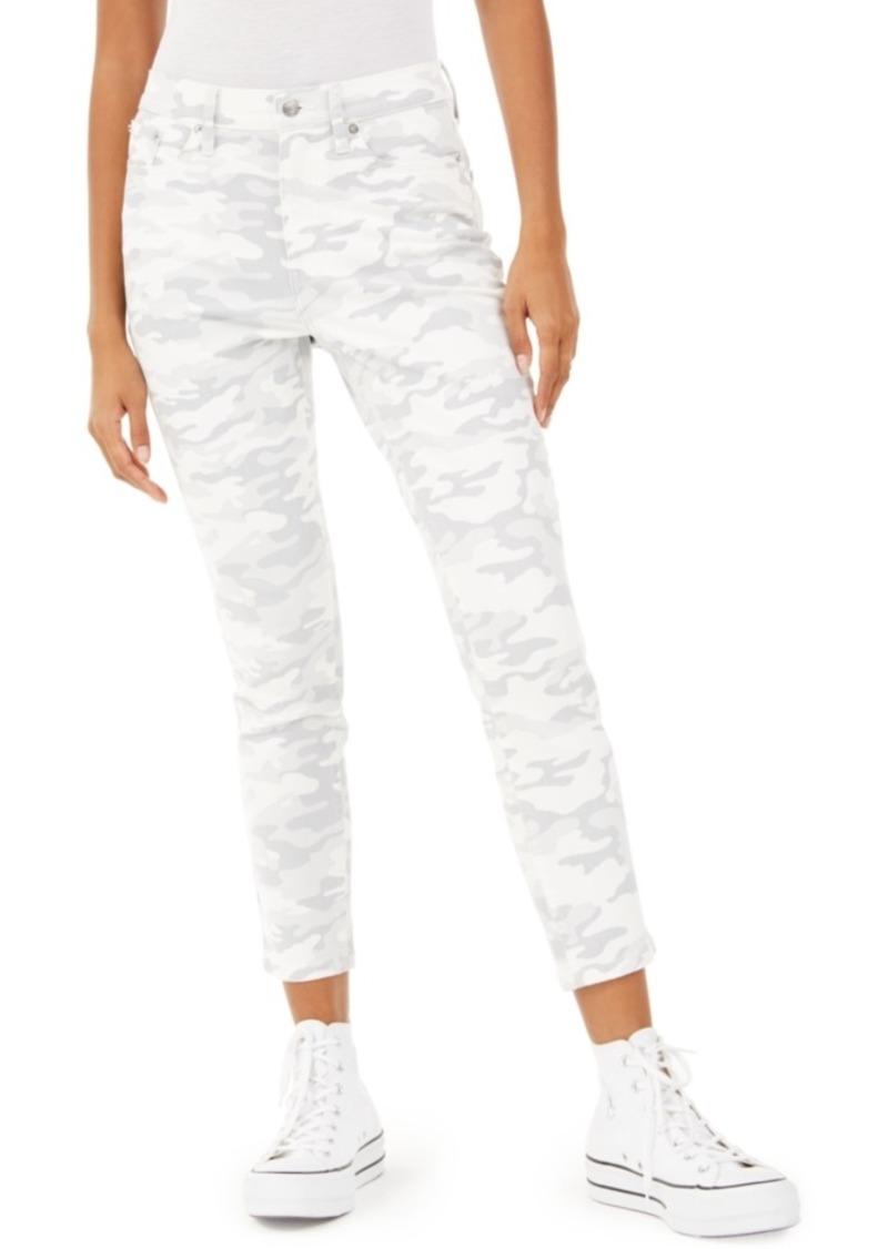 Calvin Klein Jeans Camo-Print Jeans