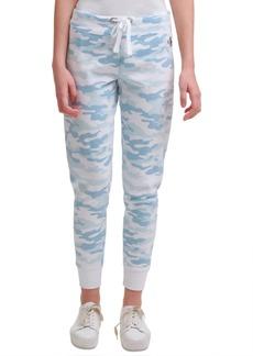 Calvin Klein Jeans Camo-Print Jogging Pants