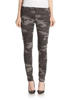 Calvin Klein Jeans Camo Print Skinny Jeans
