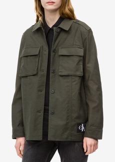Calvin Klein Jeans Cargo Jacket