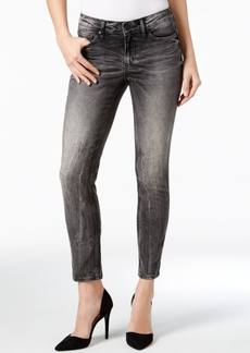 Calvin Klein Jeans Cement Wash Ankle Skinny Jeans
