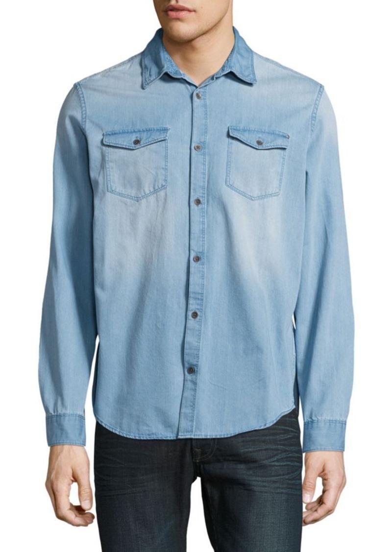 Calvin Klein Calvin Klein Jeans Chambray Cotton Casual