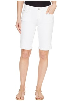 Calvin Klein Jeans City Shorts in White Light Wash