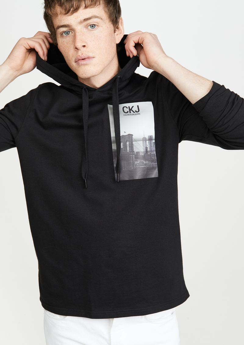 Calvin Klein Jeans Cityscape Hoodie