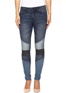 Calvin Klein Jeans Color Blocked Leggings Jeans in Anouk