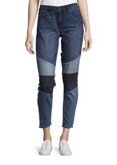 Calvin Klein Jeans Colorblock Five-Pocket Jeans