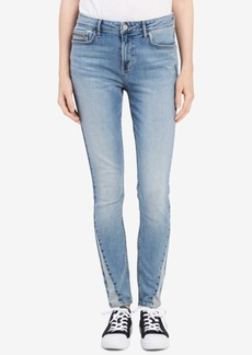 Calvin Klein Jeans Contrast-Ankle Skinny Jeans