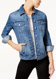 Calvin Klein Jeans Cotton Denim Jacket