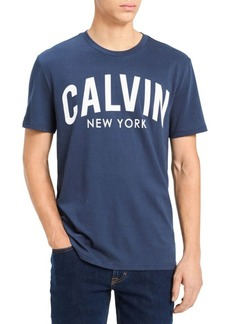 Calvin Klein Cotton Logo Crewneck Tee