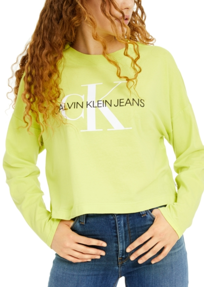 Calvin Klein Jeans Cotton Logo T-Shirt