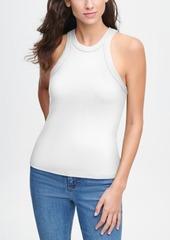 Calvin Klein Jeans Cotton Racerback Tank