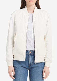 Calvin Klein Jeans Cotton Reversible Bomber Jacket