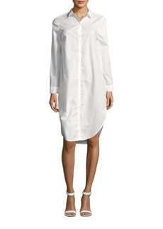 Calvin Klein Jeans Crisp Cotton Shirtdress