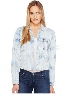 Calvin Klein Jeans Cropped Trucker Jacket