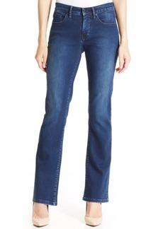 Calvin Klein Jeans Curvy-Fit Bootcut Jeans
