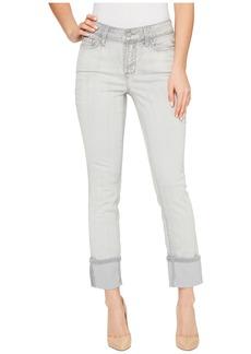 Calvin Klein Jeans Curvy Skinny Jeans in Deep Cobalt Wash