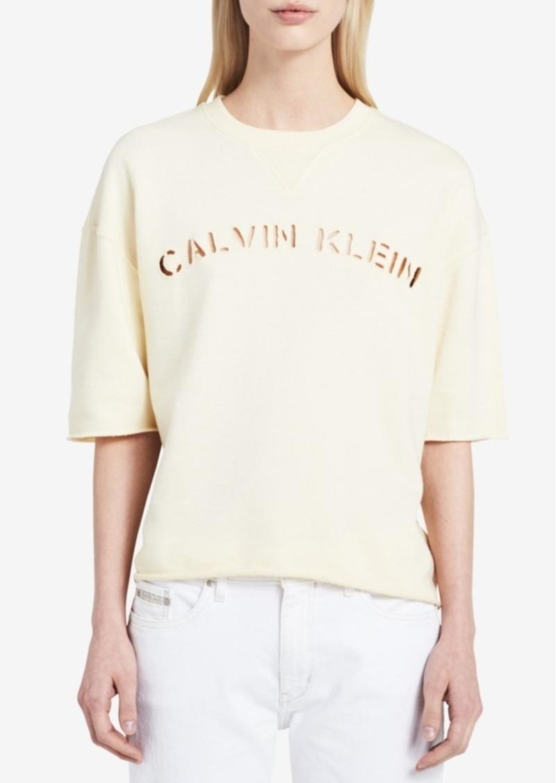 Beige Calvin Klein