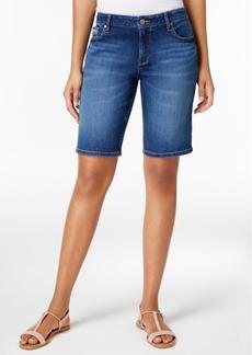 Calvin Klein Jeans Denim Bermuda Shorts