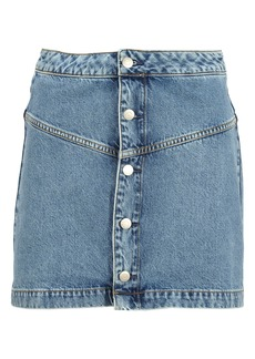 Calvin Klein Jeans Denim Mini Skirt