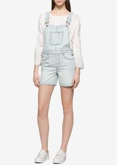 Calvin Klein Jeans Denim Shortalls