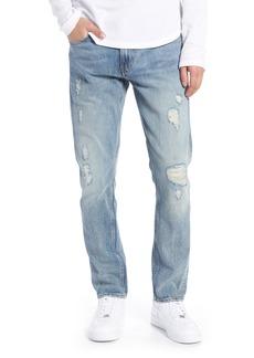 Calvin Klein Jeans Destroyed Slim Fit Jeans (Legion Blue)