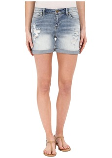 Calvin Klein Jeans Destroyed Weekend Shorts